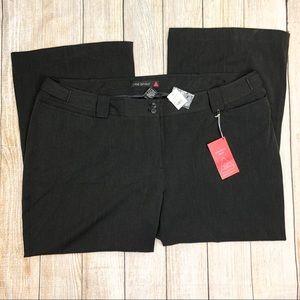 New LANE BRYANT Houston Pants Curvy Fit Pants